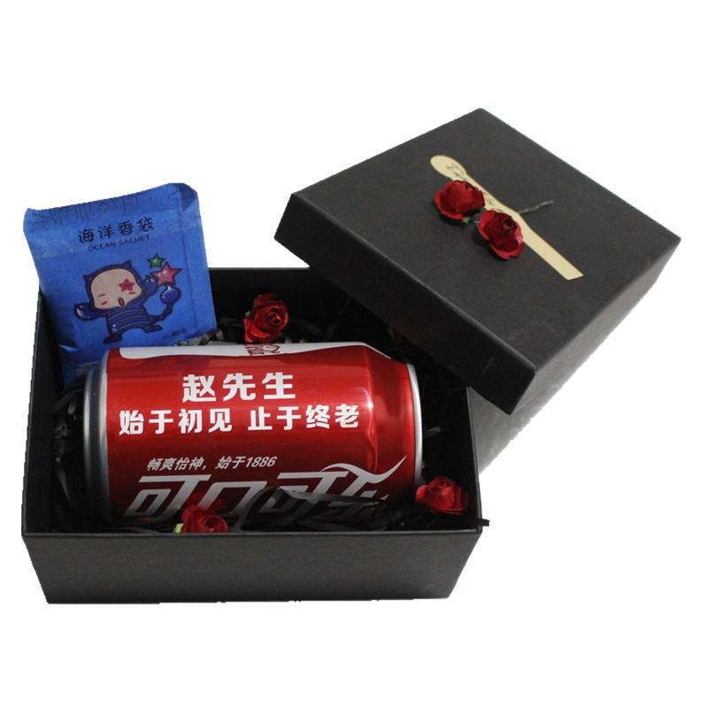 抖音同款可口可乐定制易拉罐刻字网红饮料520情人节 男生生日礼物【图5】