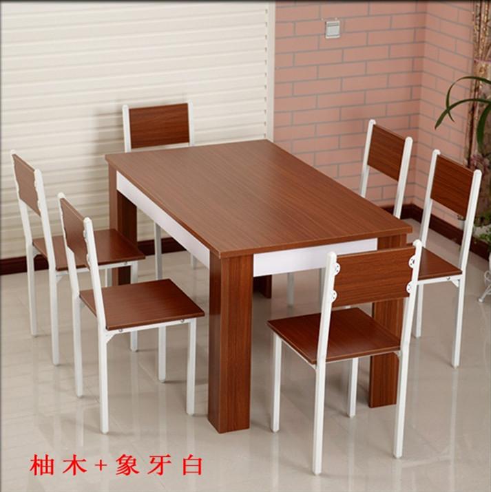 厅小吃店食堂桌子椅子