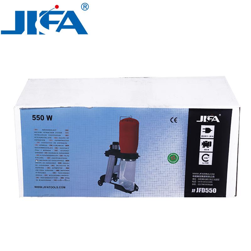 冀发吸尘器出口德国汉斯木工集尘便携式大功率工业超强车间吸尘器