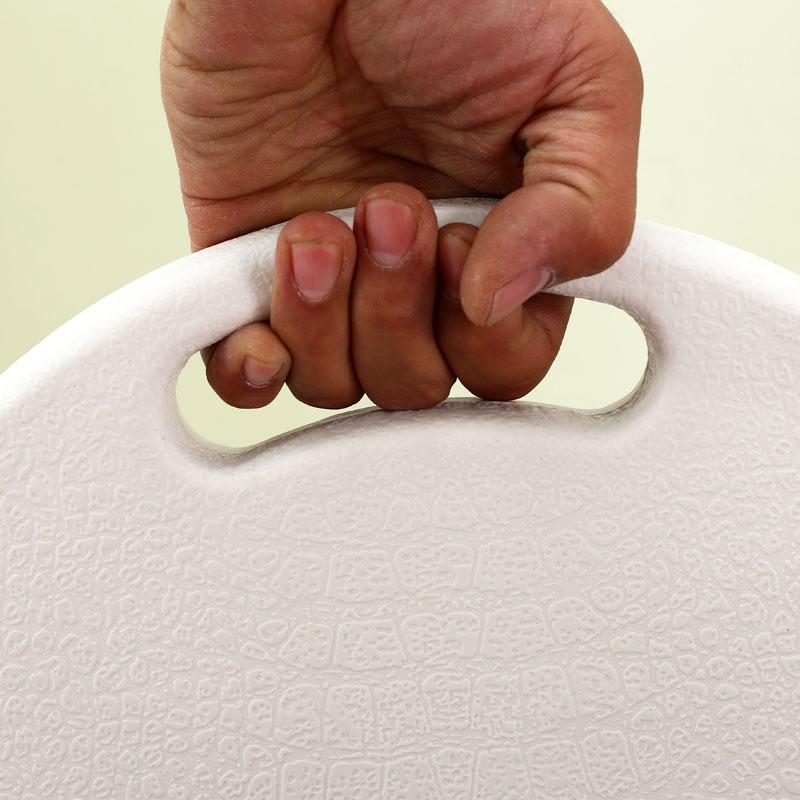 塑料折叠凳手提便携凳子马扎椅子家用椅简约餐桌高圆凳小板凳简易