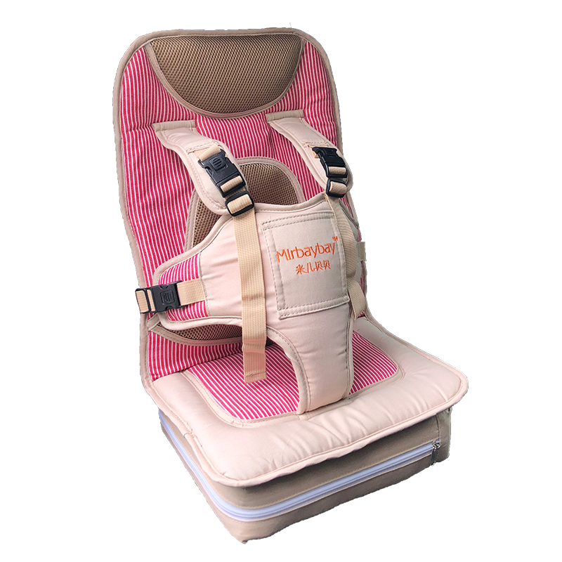 车载婴儿童汽车安全座椅垫坐垫小孩便携式宝宝带固定器简易0-4岁
