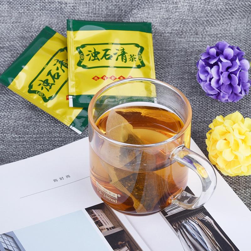 1 送 5 买 万松堂浊石清茶金钱石茶结石茶鸡内金袋泡茶肾茶排石茶