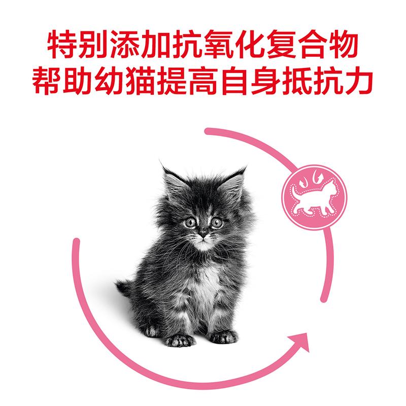 皇家猫粮幼猫猫粮英短美短波斯小猫幼猫粮K36/400g*3小包装易携带优惠券