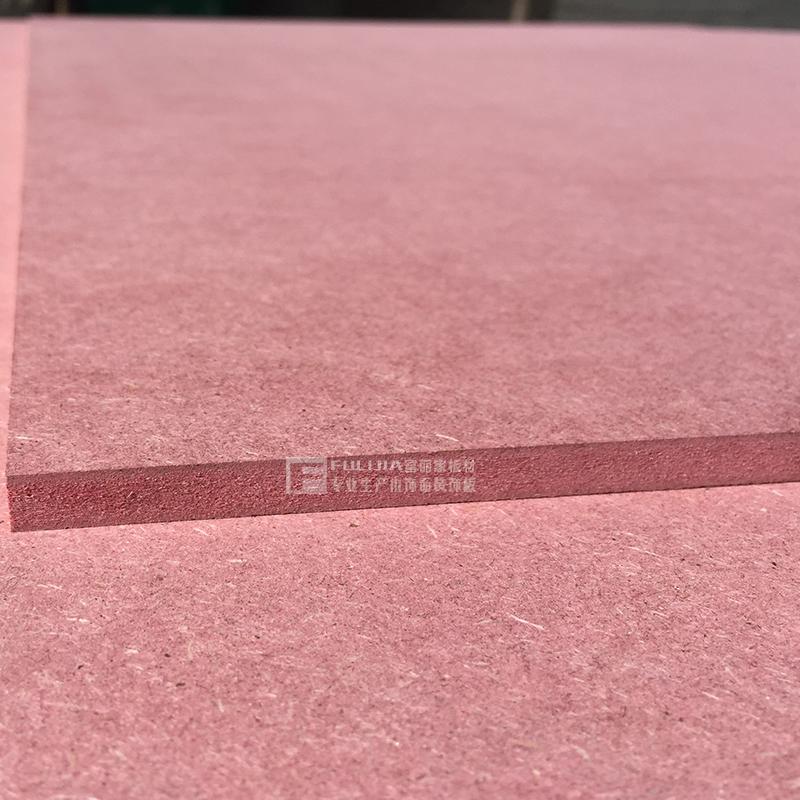 9mm阻燃板 防火板 难燃板 密度板木质纤维板中高密度板工程专用板