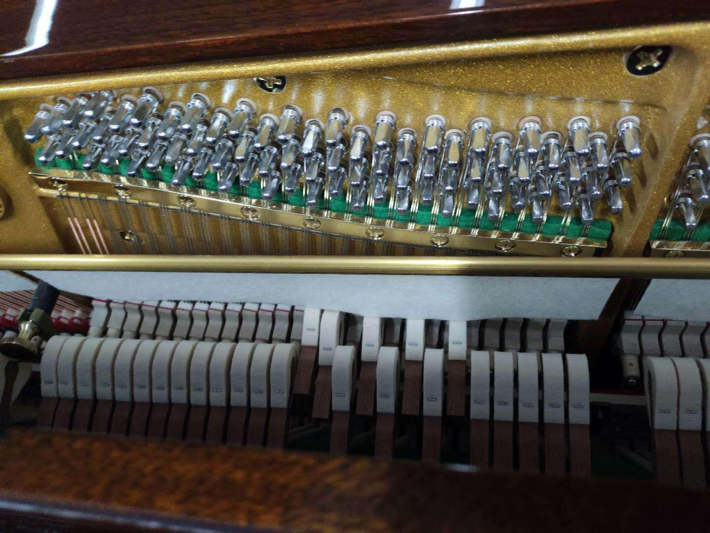 成新 99 家用立式二手钢琴初学考级教学大人 CJ3 卡罗德代言款 CAROD