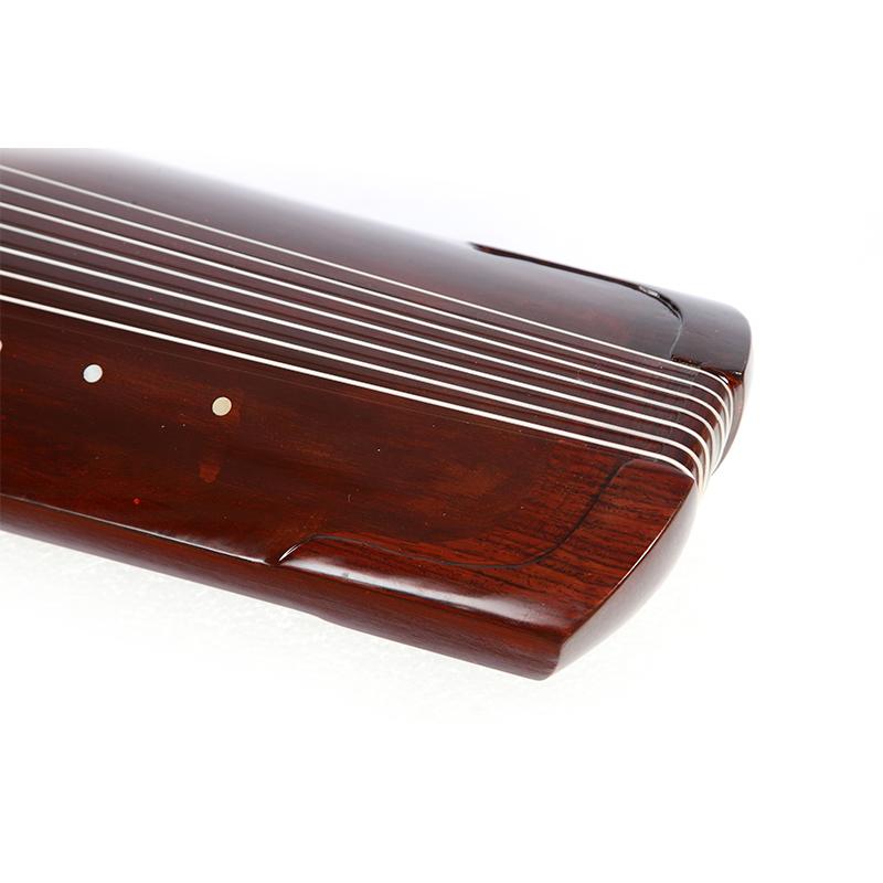 青山古琴伏羲式仲尼式老桐木专业练习入门初级古琴送全套包邮