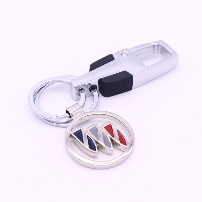 汽车钥匙扣大众奔驰现代起亚标致丰田本田福特奥迪钥匙男礼品