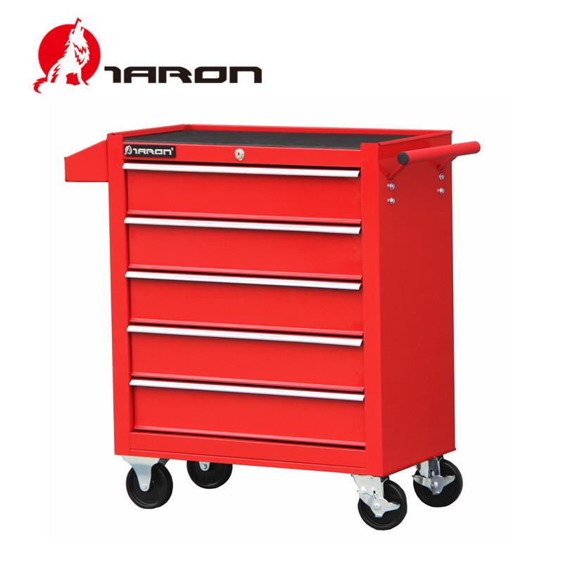 天狼工具车工具柜五抽七抽加宽高汽修多功能移动推车抽屉式双开门