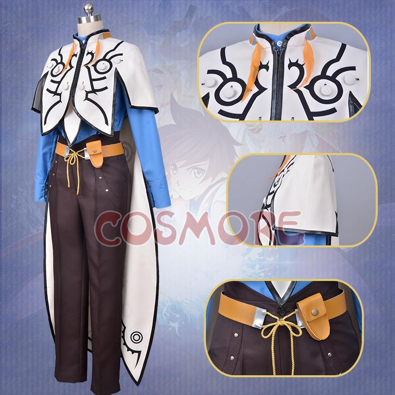 漫创 情热传说  cos热诚传说X史雷cos服 cosplay男装全套