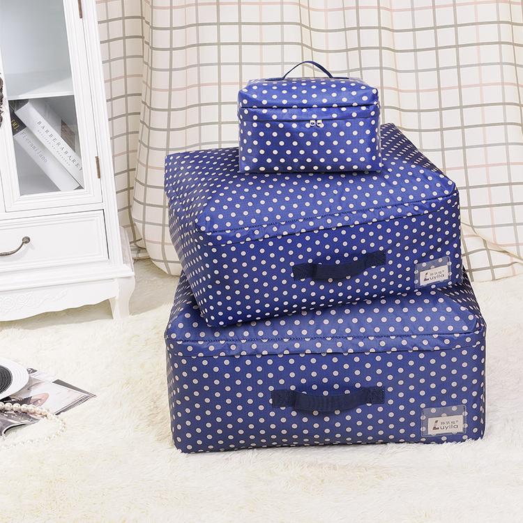 裝被子的袋子棉被收納袋牛津布大容量衣物整理箱打包搬家防水防潮