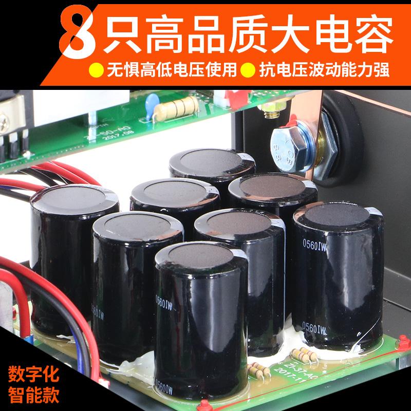 两用全自动家用小型全铜工业级电焊机 380v 220v 双电压 400 315 松勒