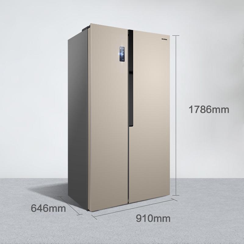 对开门双开门电冰箱家用变频风冷 529WD11HP BCD 容声 Ronshen