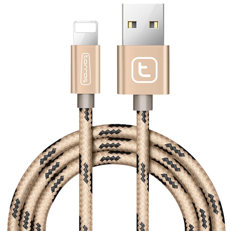 图拉斯苹果X数据线iPhone安卓type-c充电线器8手机7plus快充XS华为MAX加长2米6mate小米正品认证冲电车载车用