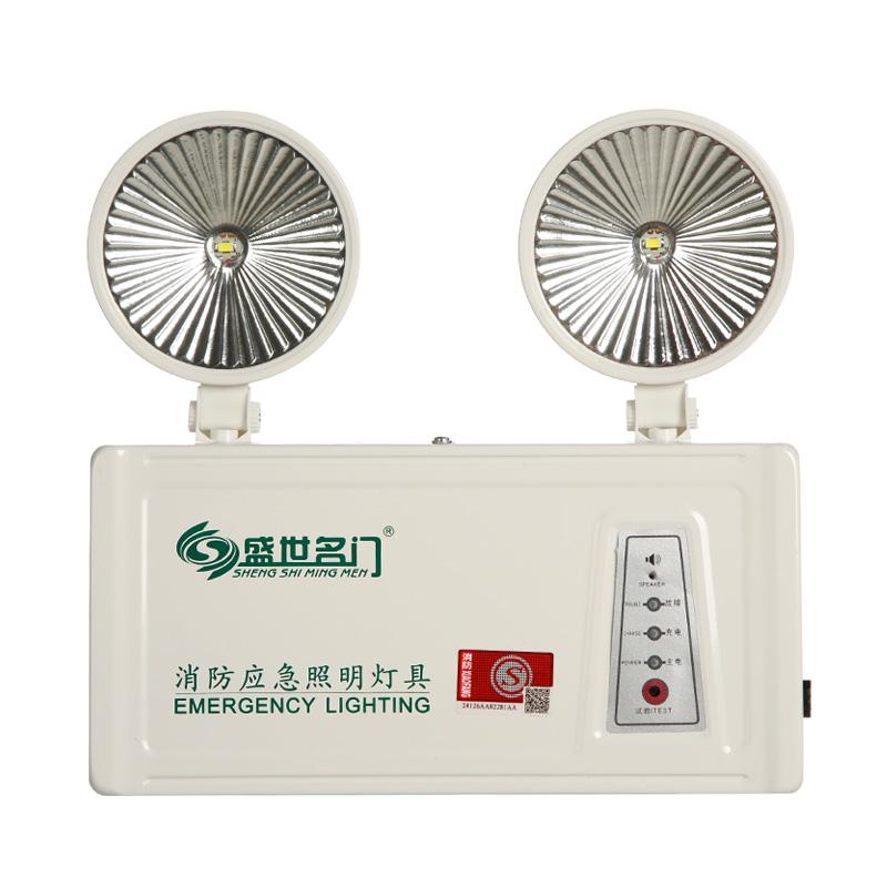 应急灯消防新国标LED消防灯停电应急照明疏散指示灯安全出口充电