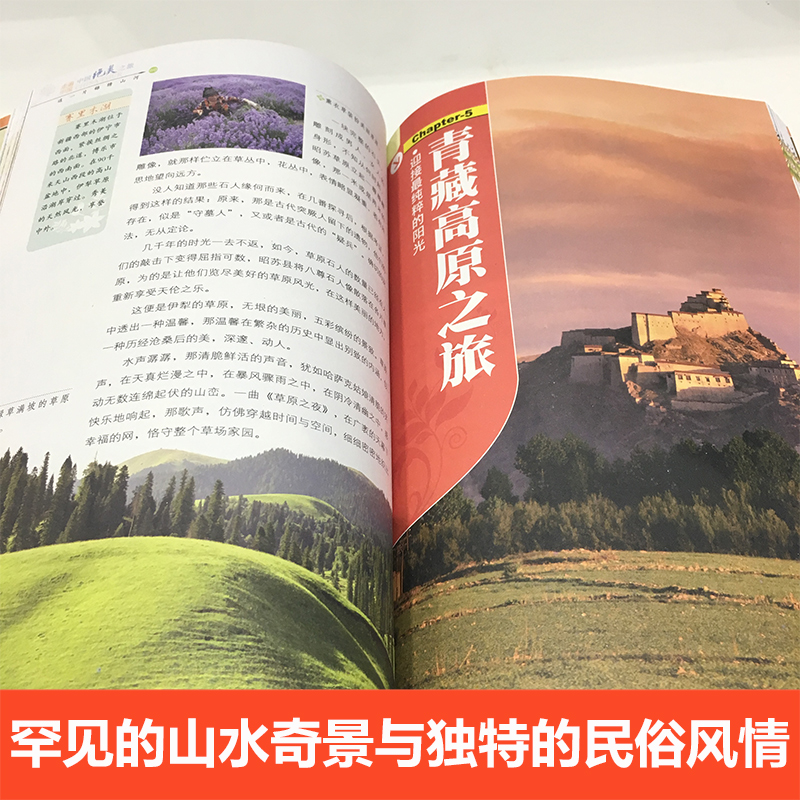 中国旅游景点大全书籍旅行书籍中国旅游攻略书世界旅游景点大全书籍泰国日本韩国 旅游攻略书籍国内大全 册 2 走遍中国 走遍世界