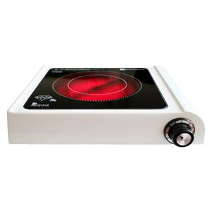 美国康宁电陶炉进口肖特面板电陶炉双圈陶瓷辐热炉微晶面板电陶炉