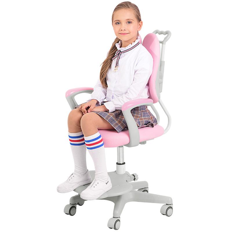 青节双背可升降椅子儿童椅学习写字书桌椅靠背学生端正坐姿椅家用