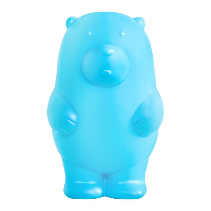 洁厕灵家用卫生间马桶厕所用除臭神器去异味小熊蓝泡泡清洁剂宝液 - 图3