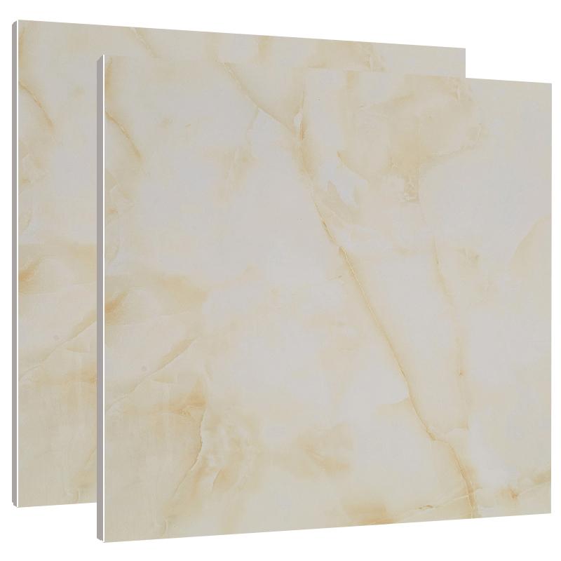 东鹏瓷砖 伊朗白玉 仿玉石全抛釉客厅卧室800地砖陶瓷地板砖