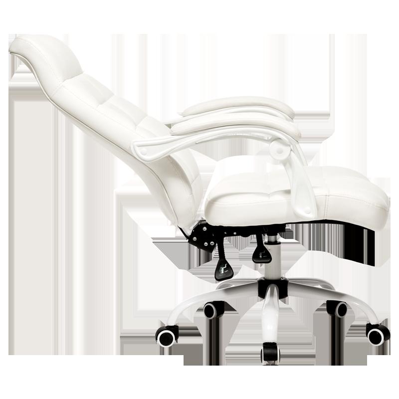 八九间家用电脑椅办公椅子电竞椅旋转靠背人体工学椅可躺书房简约