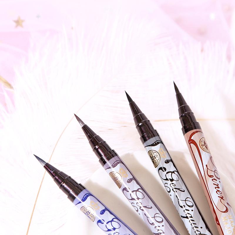 日本专柜资生堂新版MAJOLICA MAJORCA 恋爱魔镜魔法之露 眼线液笔优惠券