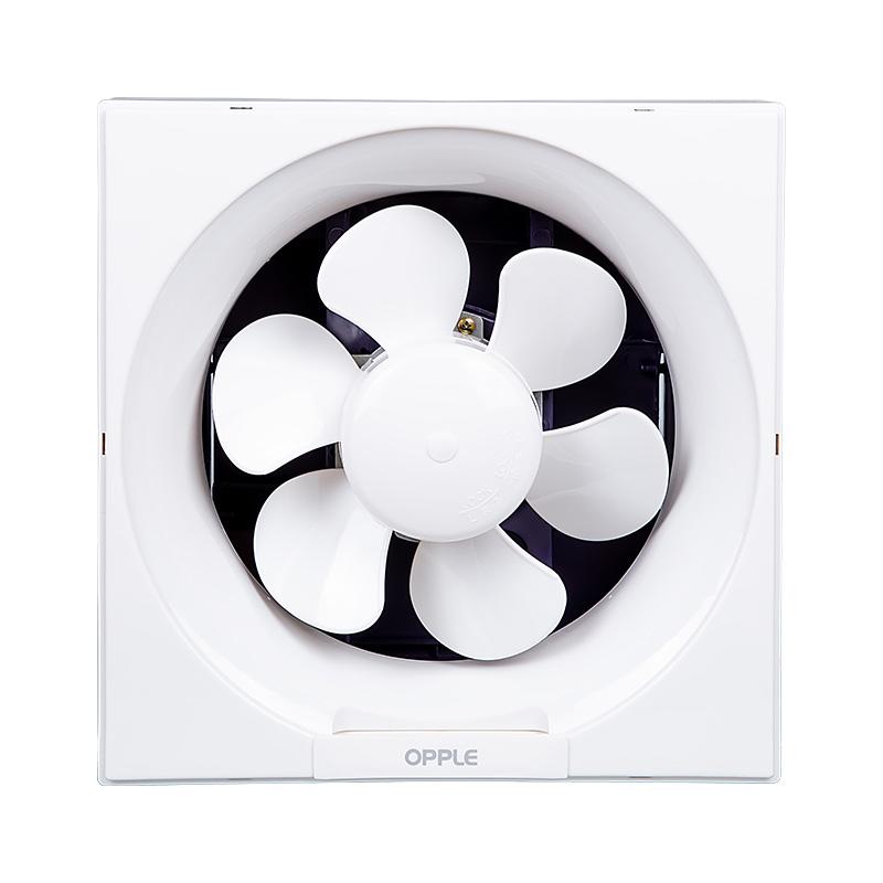 欧普排气扇排风扇厨房抽油烟抽风机家用换气扇强力静音窗式墙壁式