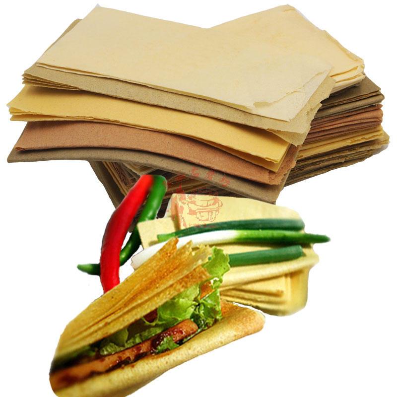 山东煎饼纯手工煎饼高粱小米玉米黑芝麻杂粮煎饼5味5斤送海带丝
