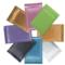 彩色铝箔自封袋面膜粉卫生巾试用装包装袋盲袋小饰品密封袋子定制