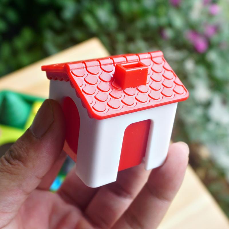 小红帽与大灰狼 小乖蛋益智类桌面游戏 儿童亲子逻辑思维智力玩具