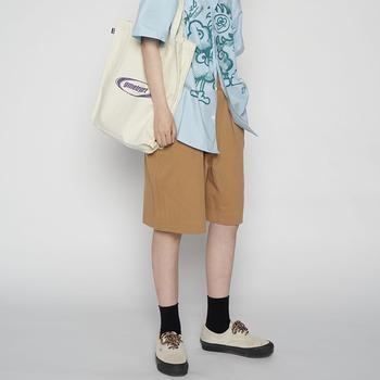 gmetryart(盖米)三色国潮夏季短裤