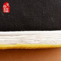 天赐福老北京布鞋手工千层底散步练功鞋男舒适透气吸汗透气男单鞋 (¥106)