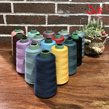Industrial sewing thread clothing line household sewing thread over edges pagoda