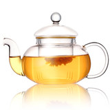 NONXIS Thickened Heat-resisting High-temperature Glass Tea Set Household Flower Teapot Filter Kung Fu Tea Set Set Teapot