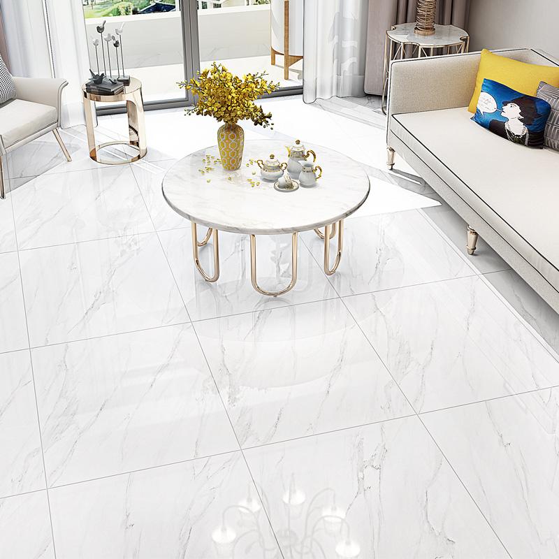 楼兰瓷砖 客厅地板砖800x800地砖全抛釉卧室房间瓷砖防滑耐磨