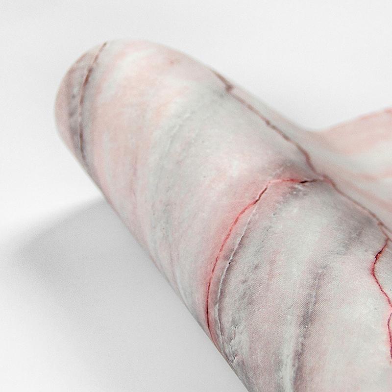 卷德國原裝進口墻紙北歐背景墻粉色大理石紋壁紙 5 瑪撒 MASAR