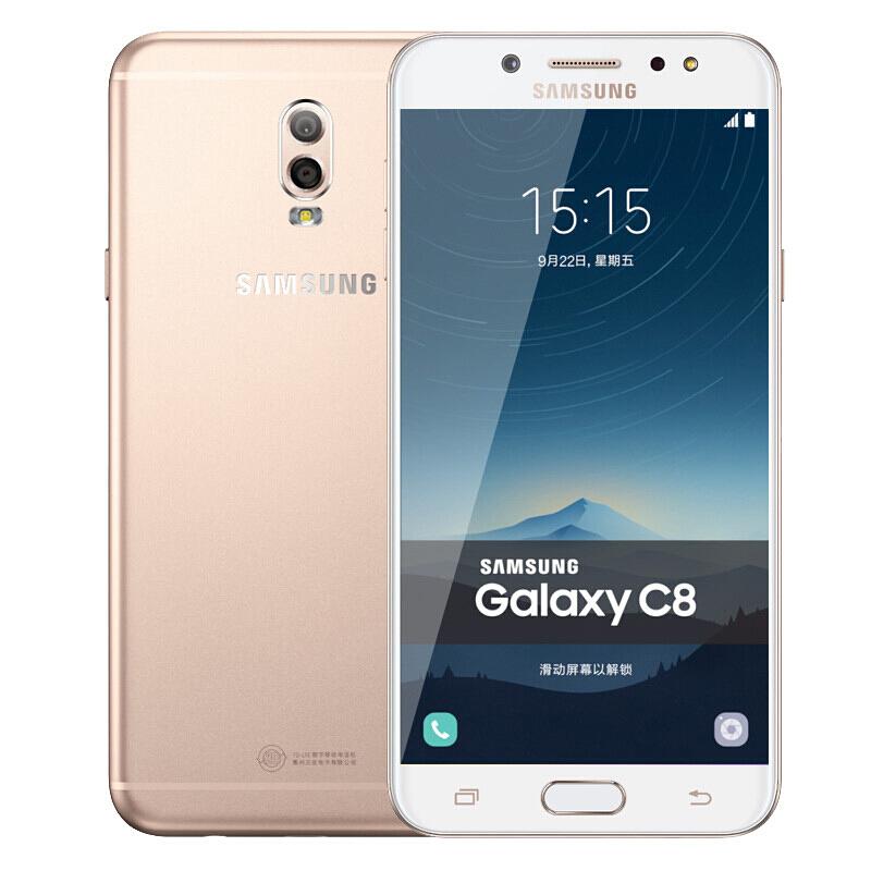 英寸现货 5.5 智能手机 4G 全网通 C7100 SM C8 GALAXY 三星 Samsung