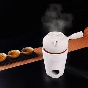 佐格茶具 家用陶瓷煮茶电陶炉玻璃煮茶炉静音泡茶煮茶器