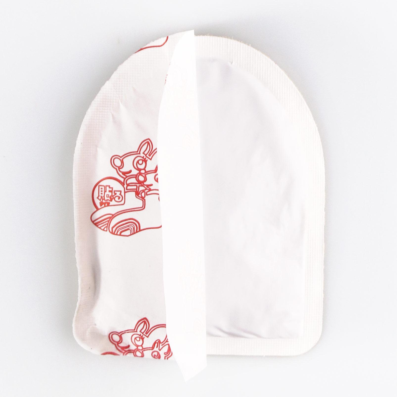 大地袋鼠增强型煖宝宝暖脚暖足贴正品包邮100片自发热防寒保暖贴