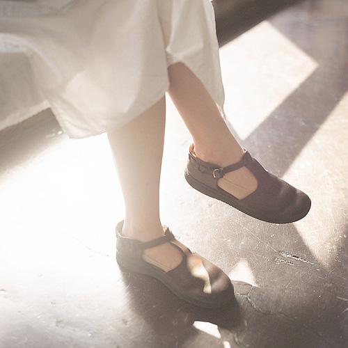 丁字款 極光鞋正品 美國AURORA SHOES 20多年品牌手工全牛皮鞋