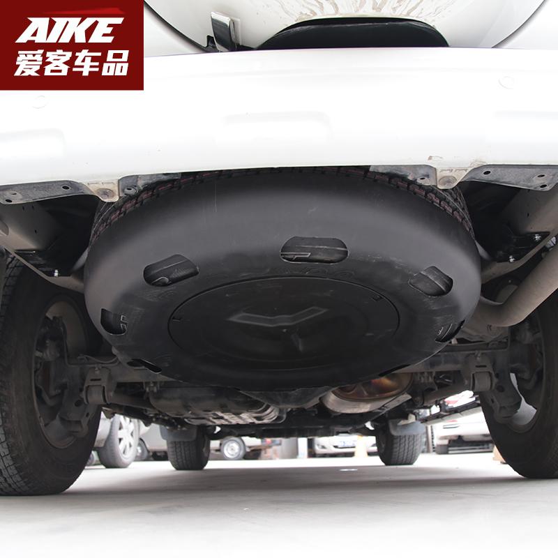 专用于普拉多备胎罩 丰田霸道备胎罩底盘底挂轮胎罩 普拉多改装件