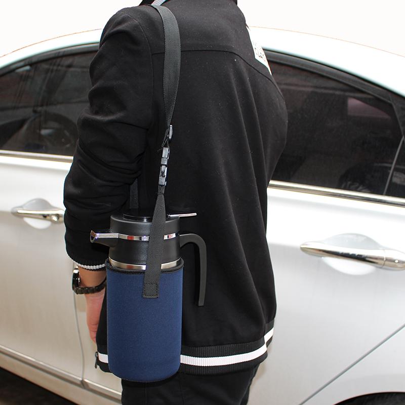 车之风 车载热水器汽车烧水壶保温壶电热杯12V24V车用大容量开水