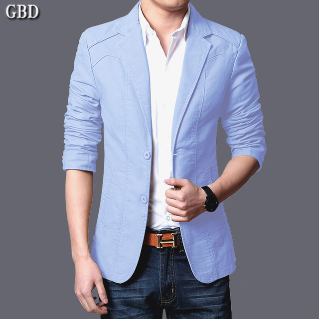 Casual suit men's autumn new top business slim single West Korean edition jacket youth small suit fashion men's clothing