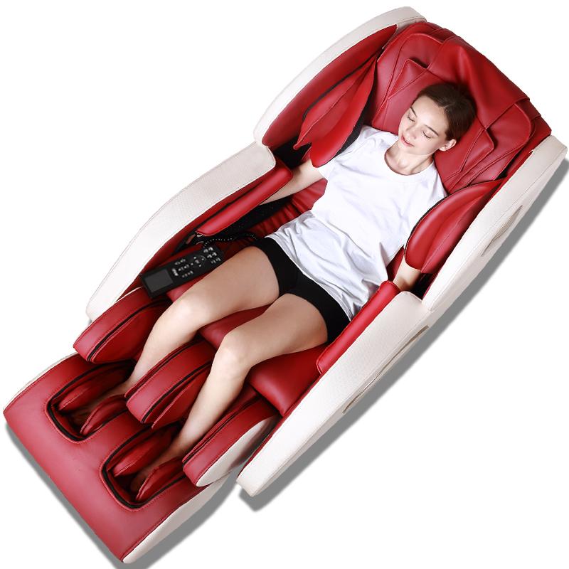 oliva/欧利华A11按摩椅家用全身全自动太空豪华舱多功能电动沙发