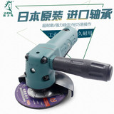 Ruilima 4 inch pneumatic angle grinder industrial grade pneumatic cutting machine pneumatic grinding and polishing machine grinder 100mm