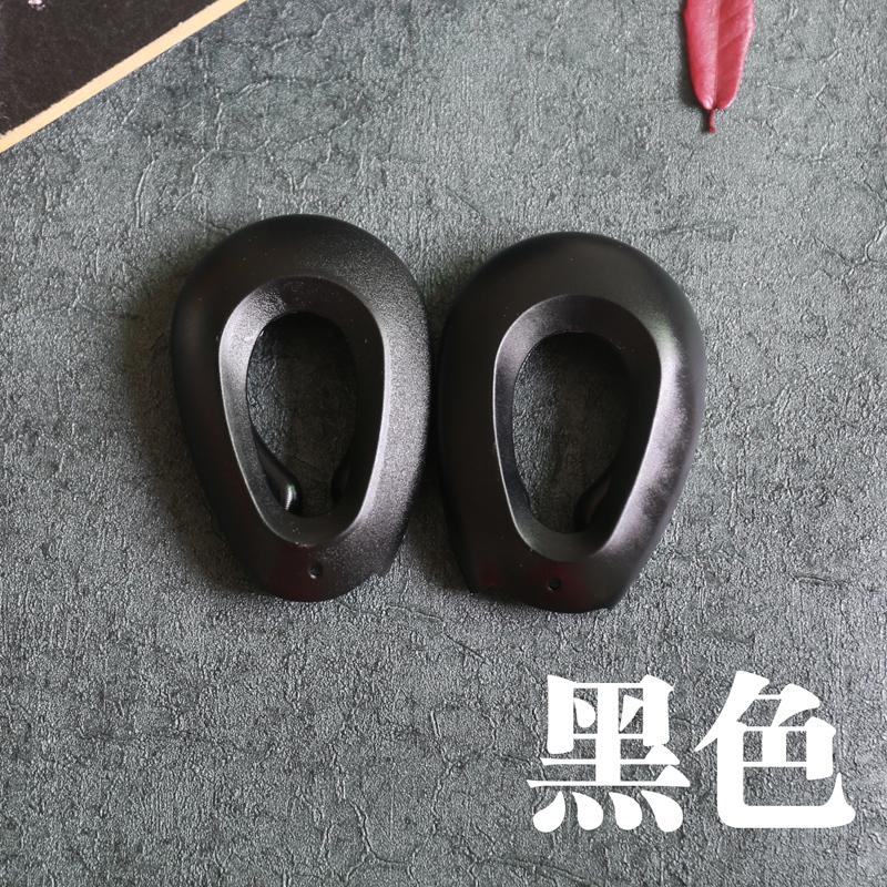 美发工具发廊染发焗油专用硅胶耳套染发耳罩 护理好帮手DIY
