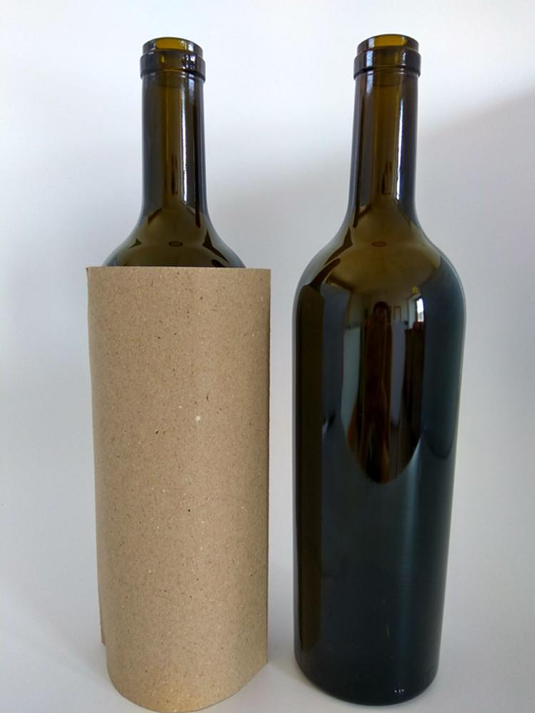 红酒瓶375ml-500ml-750ml 葡萄酒瓶自酿酒瓶玻璃瓶空瓶子装饰酒瓶