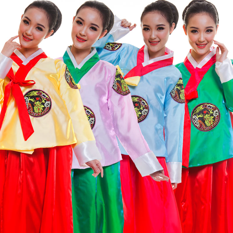 The Same Paragraph Ms Hanbok Dae Jang Geum Korean Dress Ethnic Costumes Dance Traditional