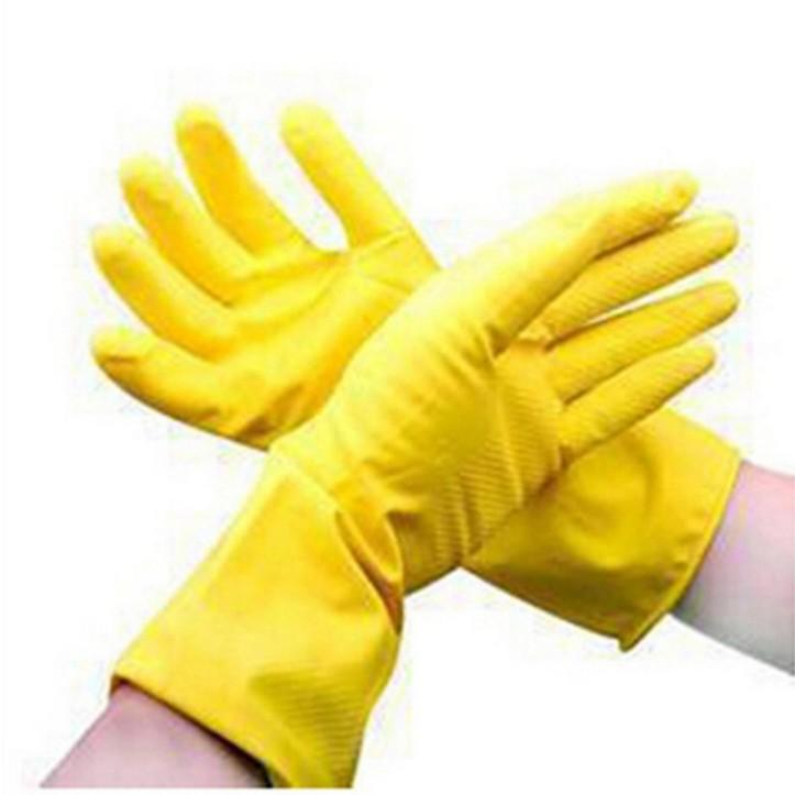 满包邮 舒适耐用型乳胶手套家务手套 洗碗手套 洗衣服手套 防水