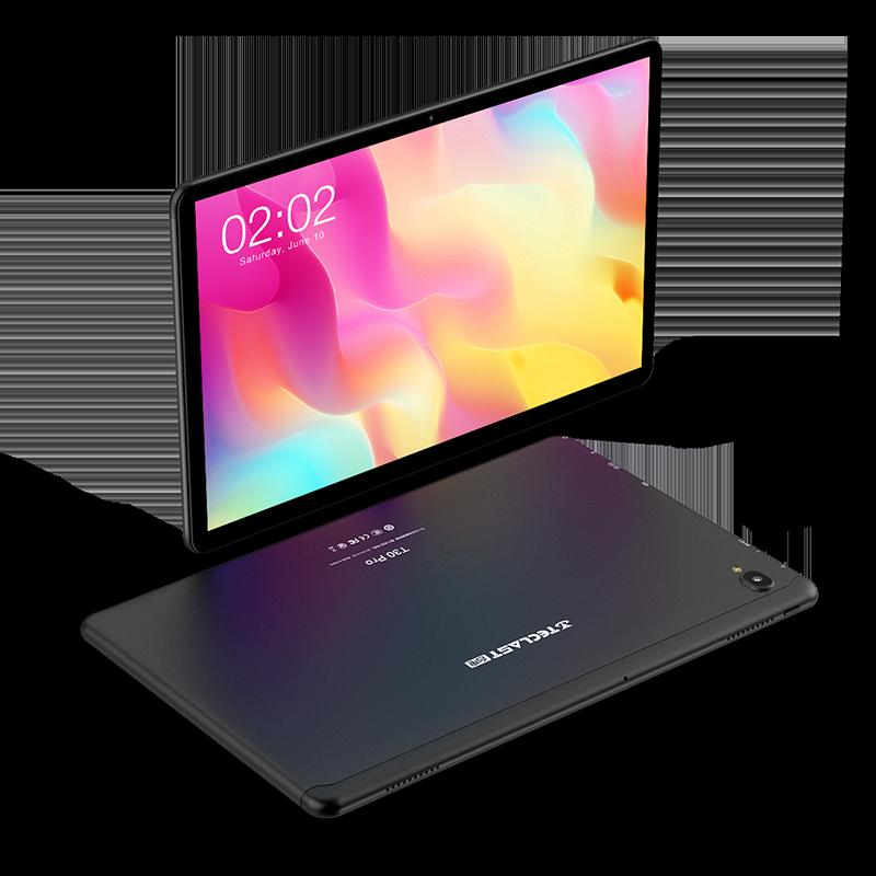 台电T30 Pro新旗舰10.1英寸6G大内存128G UFS高速读写P70全网通安卓10平板电脑二合一学习办公娱乐长续航