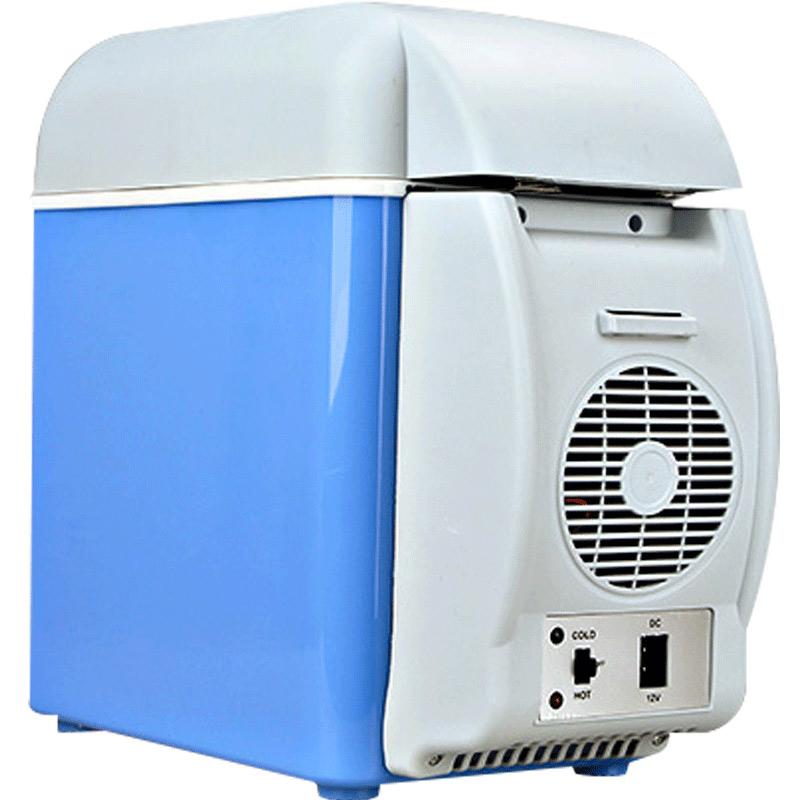 车载冰箱车家两用制冷迷你小冰箱宿舍小型冷藏冷冻冷暖箱汽车用品
